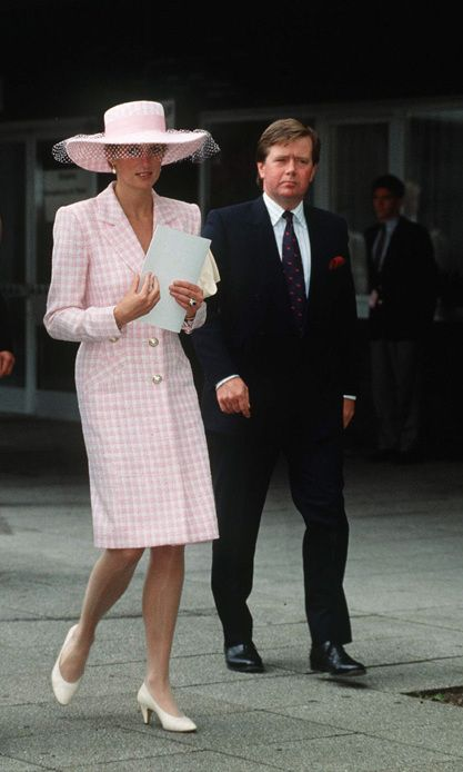 "Princess Diana's former bodyguard dismisses new reports as ""publicity stunt"""