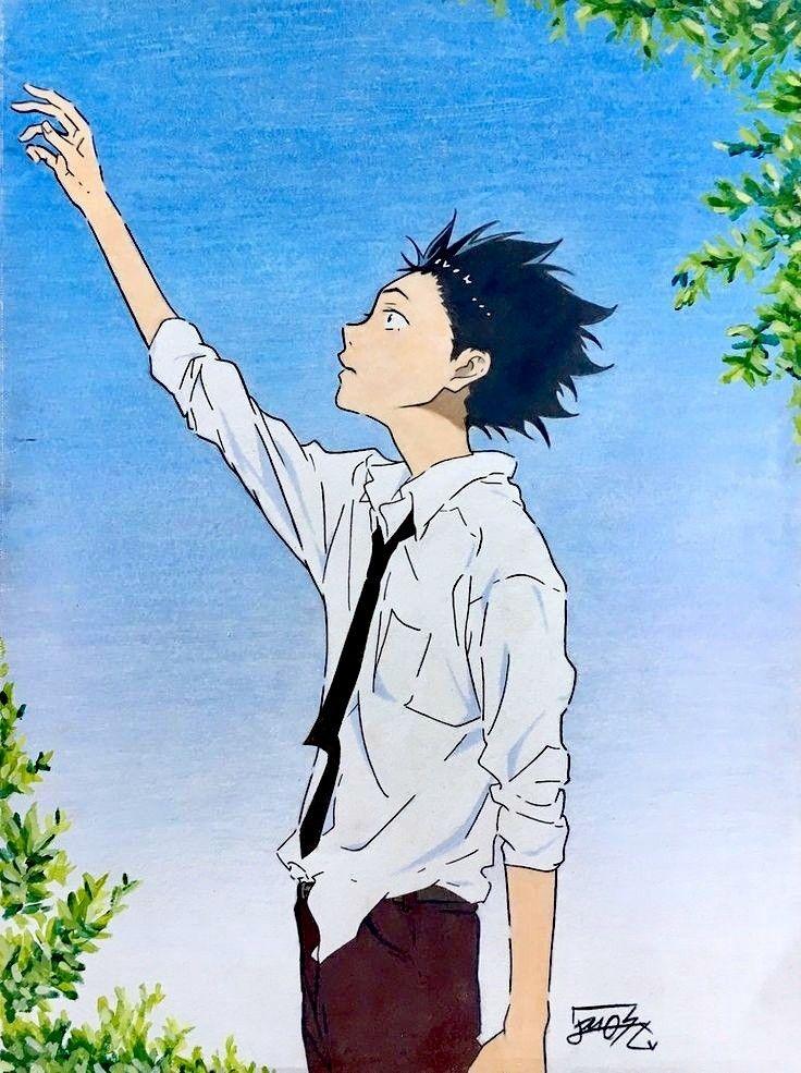 A silent voice Ishida in 2020 Anime films, Aesthetic