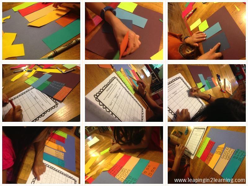 Multiplication Array Skyline with FREEBIE link | Third Grade Think ...