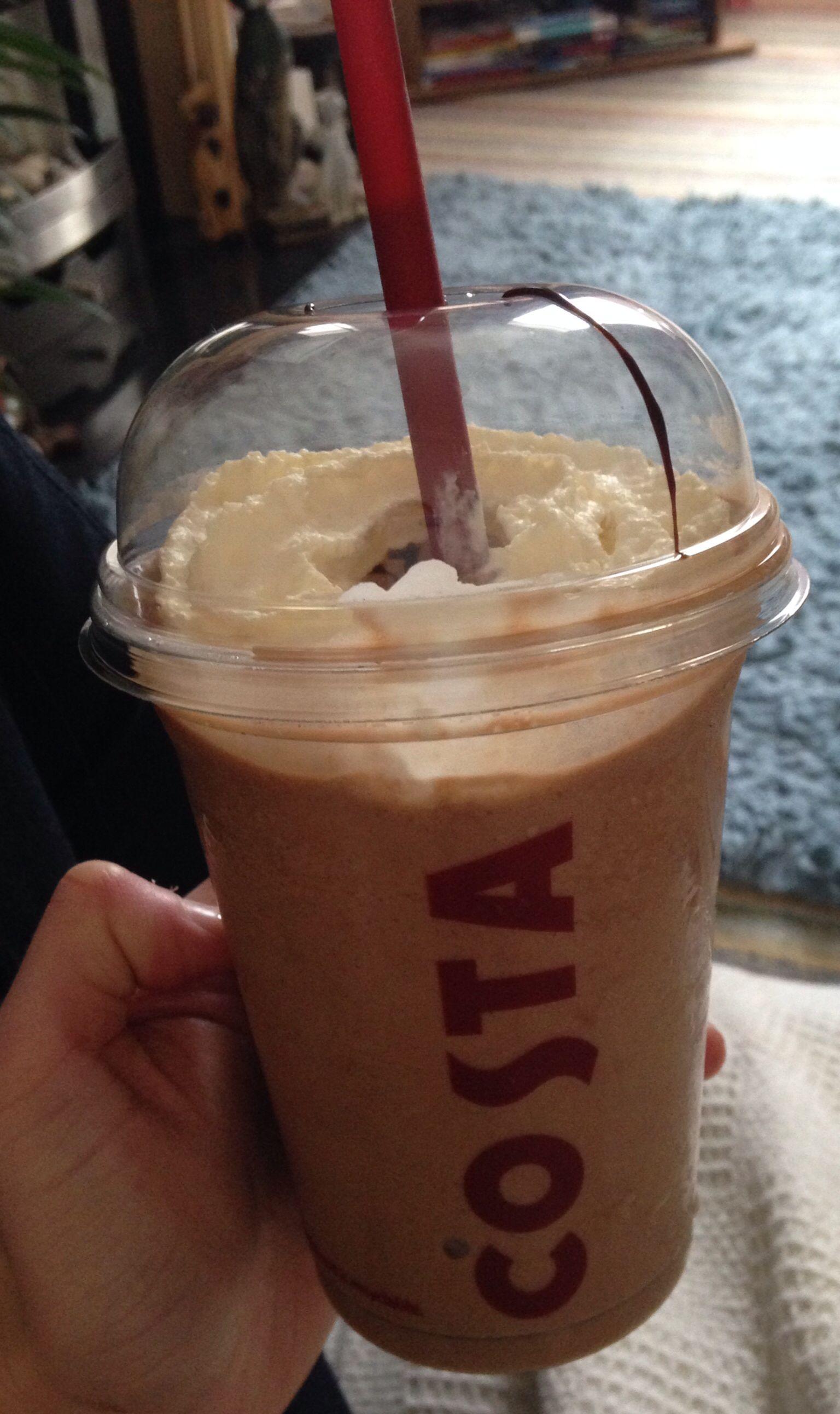 Costa Ice Coffee Coffee love, Food, Ice cream
