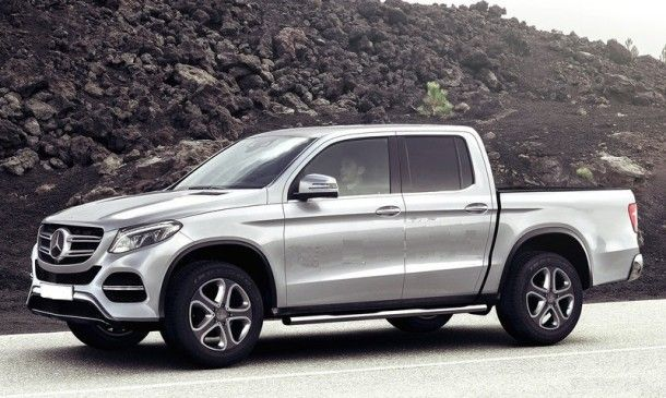 2018 Mercedes Pick Up Truck >> 2018 Mercedes Glt Pickup Truck Price Cars Pinterest Spy Truck