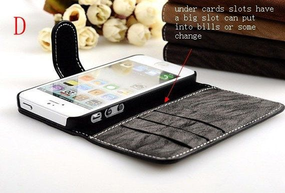 new product f76b3 03de7 iPhone 5/5s /Wallet Case / iPhone 4 Wallet Case /iPhone 4s Wallet ...