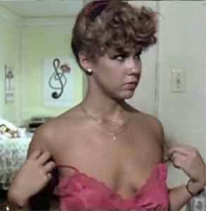 Linda blair topless pic — photo 11