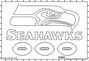 Seahawks Russell Wilson Coloring Pages Coloring Pages Seattle Seahawks Logo Seattle Seahawks Seahawks