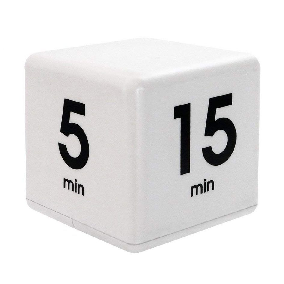 The Miracle Timecube Timer 5 15 30 And 60 Minutes For Time