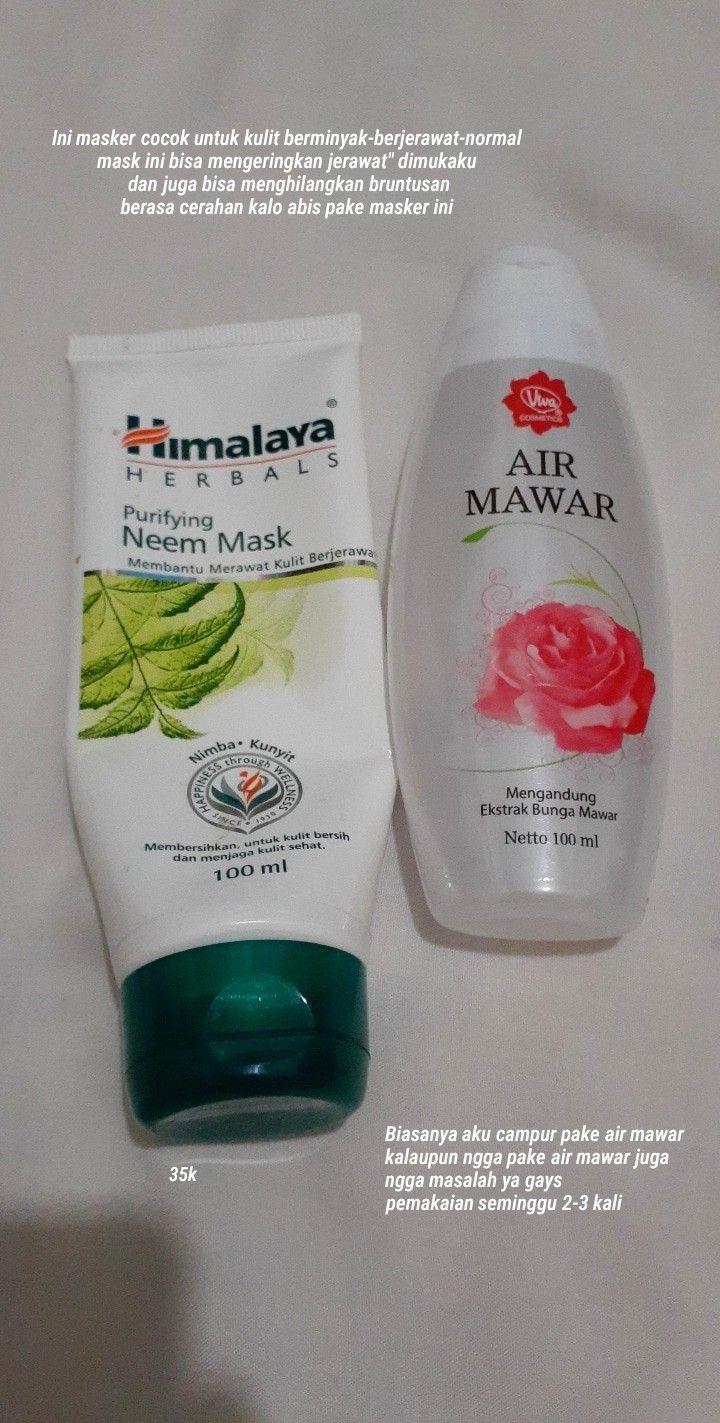 Masker Alami Untuk Wajah Bruntusan Dan Jerawat