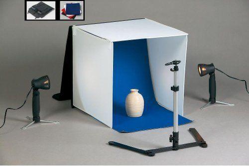 Pbl Photo Light Tent New 16 Inch Light Tent Kit Continuous Lighting Kit Photo Light Portable Photo Studio Photo Studio Equipment Studio Photography Lighting