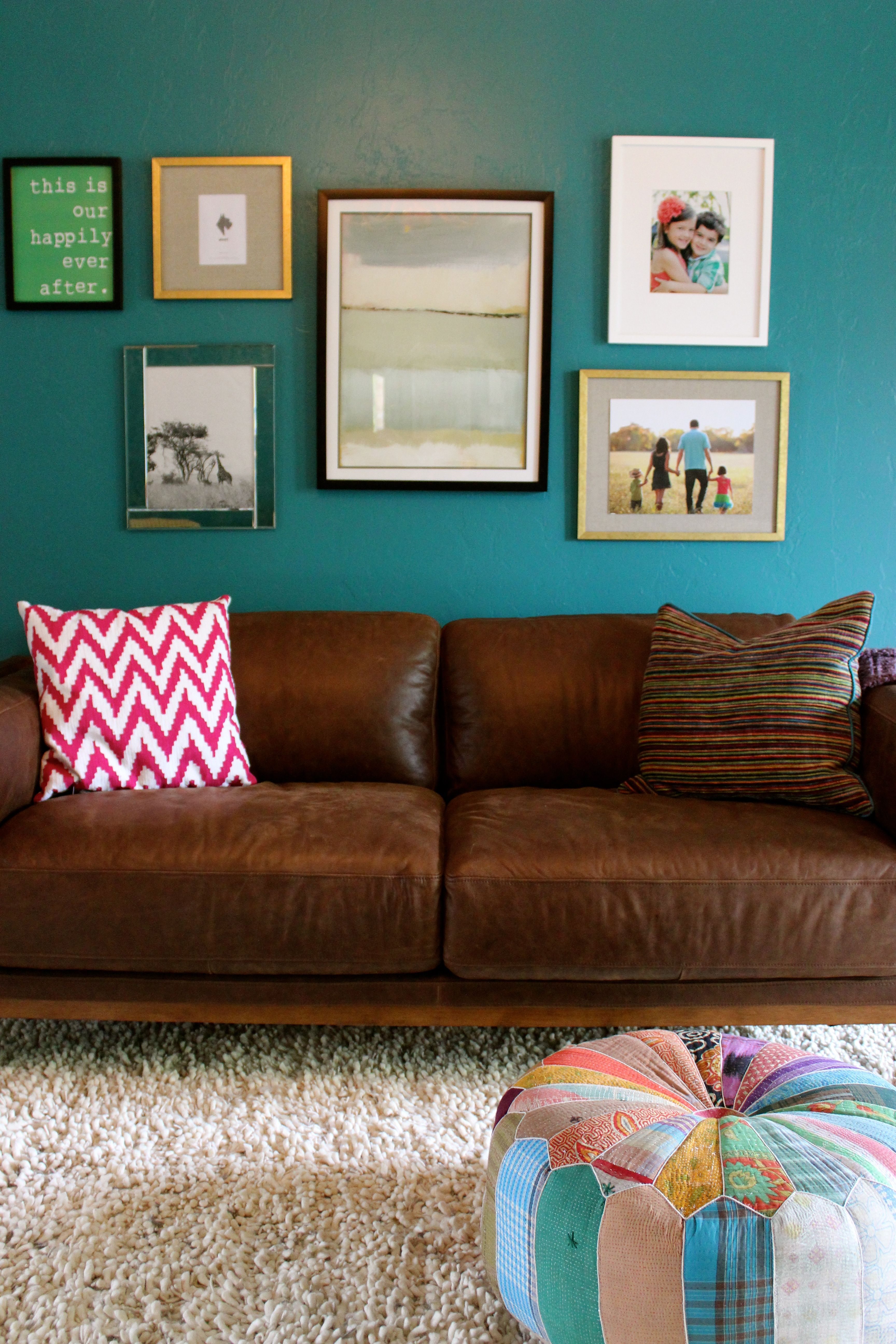 teal ocean paint color by sherwin williams and west elm on office accent wall color id=28247