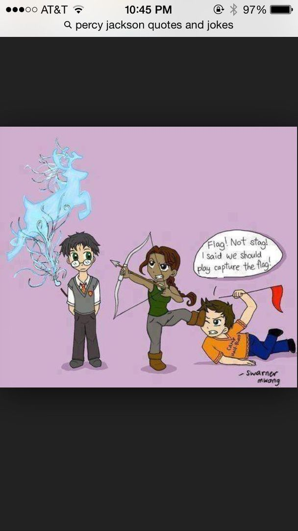 percy jackson saves harry potter chapter ii pinterest percy
