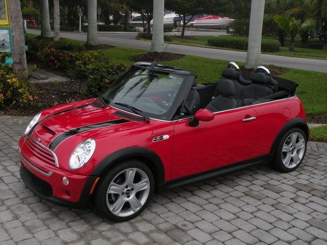 Photo of 2005 Mini Cooper S Convertible for sale in Fort Myers, FL | Stock #: F81809