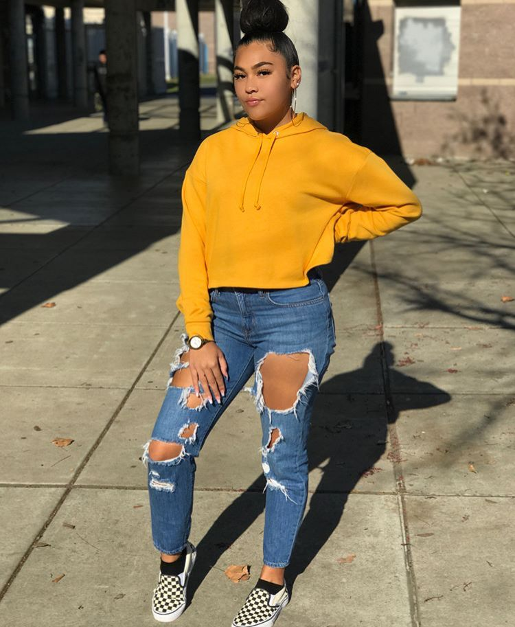 Black Girl Fashion 2019: Pinterest: @goldeinee ♡ In 2019