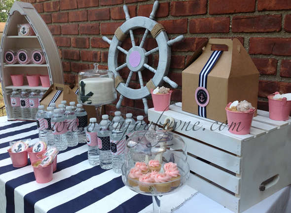 Baby Shower Nautical