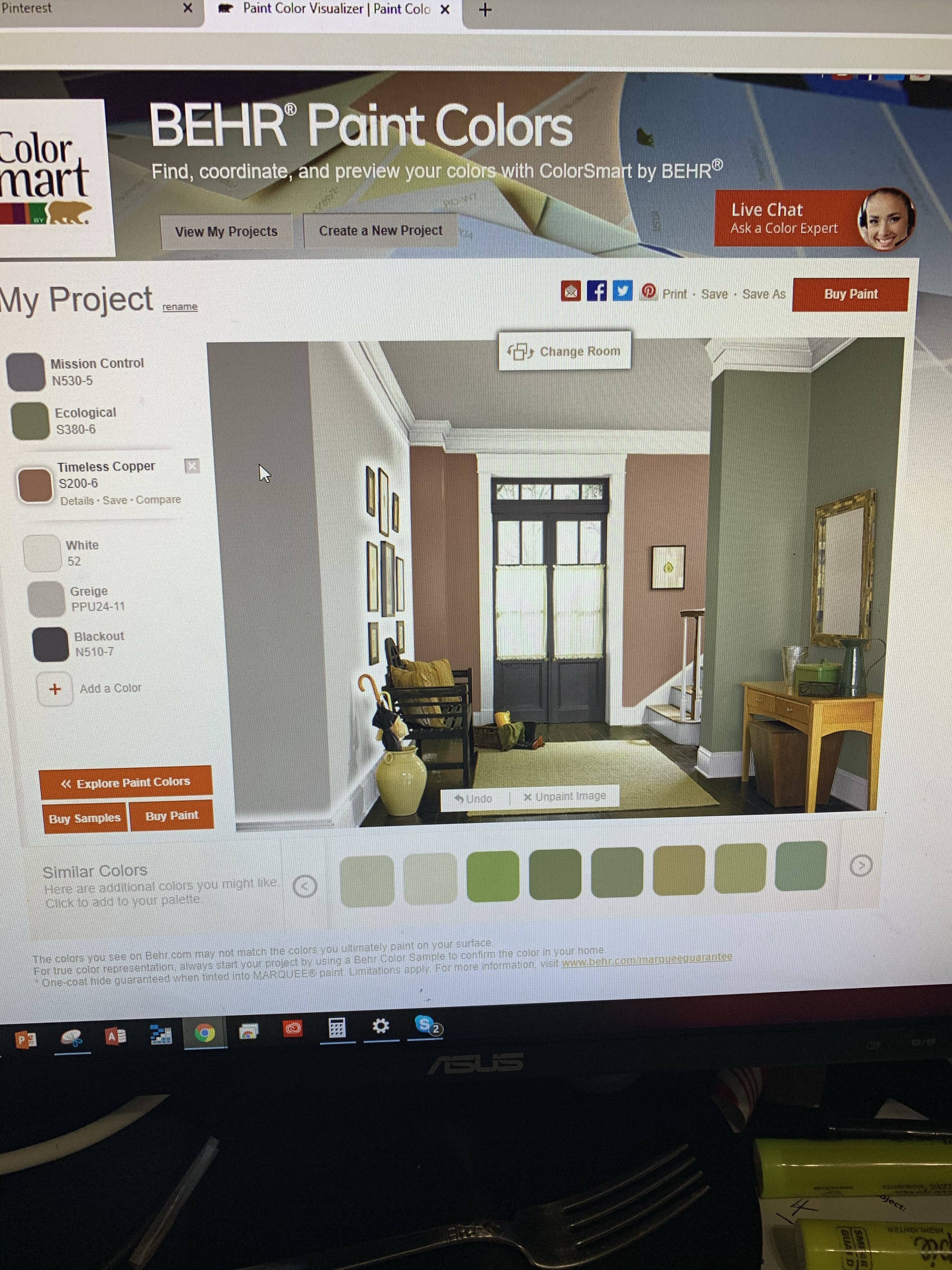 pin by danielle downing on isc i paint color visualizer on behr paint visualizer id=52648