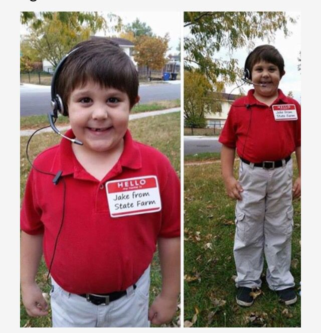 Jake From Statefarm Jake From State Farm Great Costume Ideas Halloween Costumes