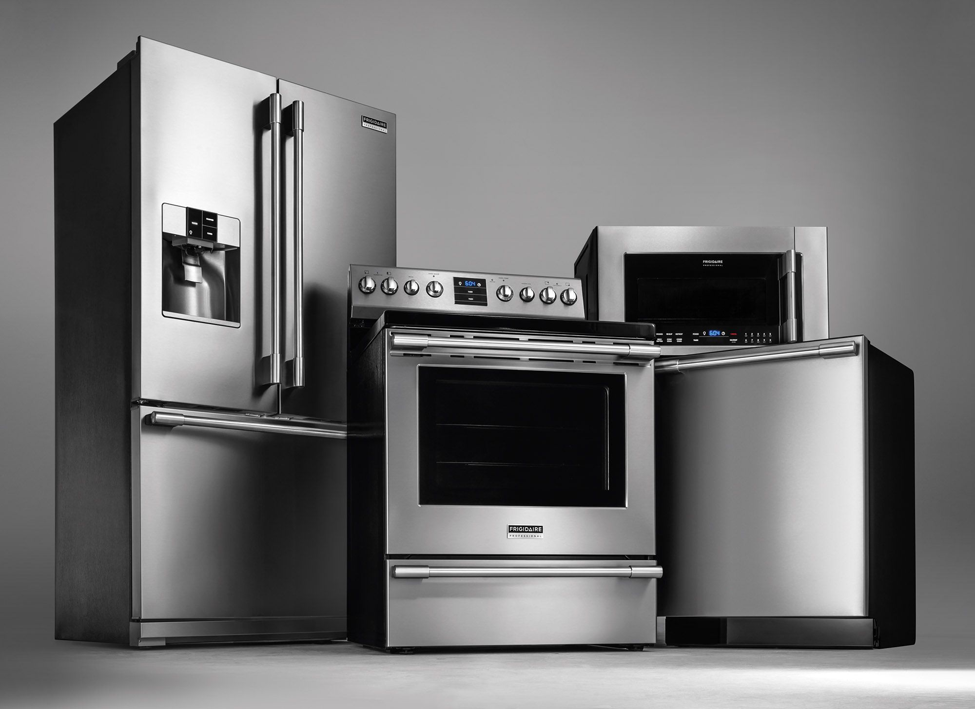 Frigidaire Professional Products Combine Function And Fashion