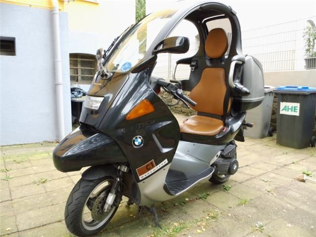 bmw c1 executive roller scooter gebraucht in witten. Black Bedroom Furniture Sets. Home Design Ideas