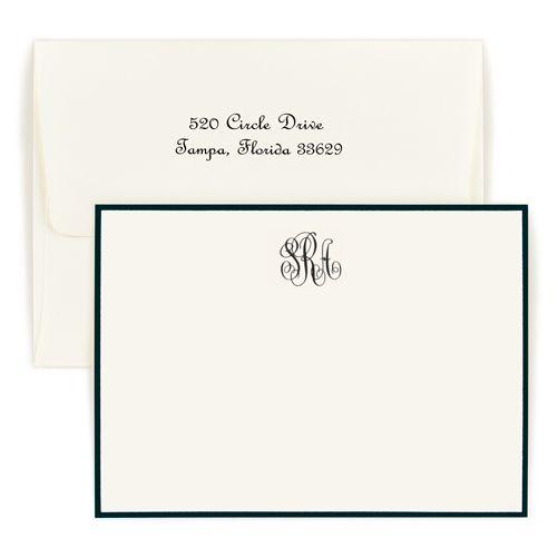 monogram cards google search invitations pinterest monograms