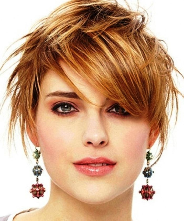 Short Choppy Hairstyles For Oval Faces 2014 Short Choppy Hair Short Hair Styles Oval Face Hairstyles