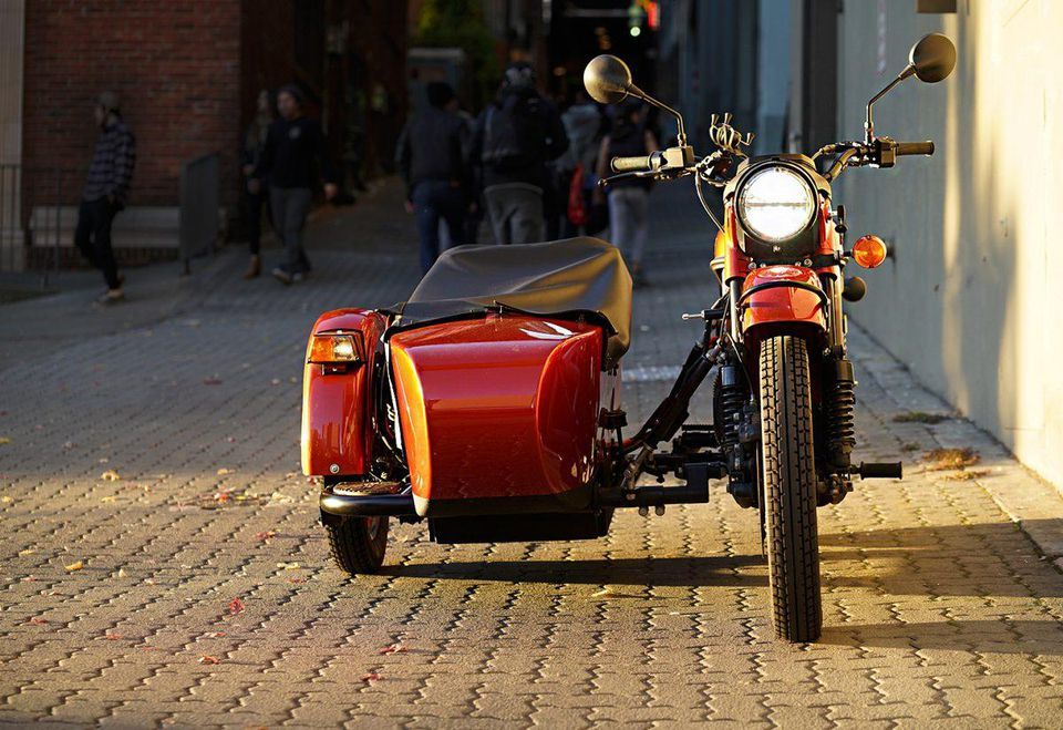 Ural Motorcycles For Sale In Australia