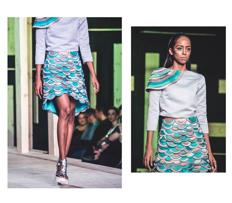 Ada Barboza - Green Fashion Show Costa Rica