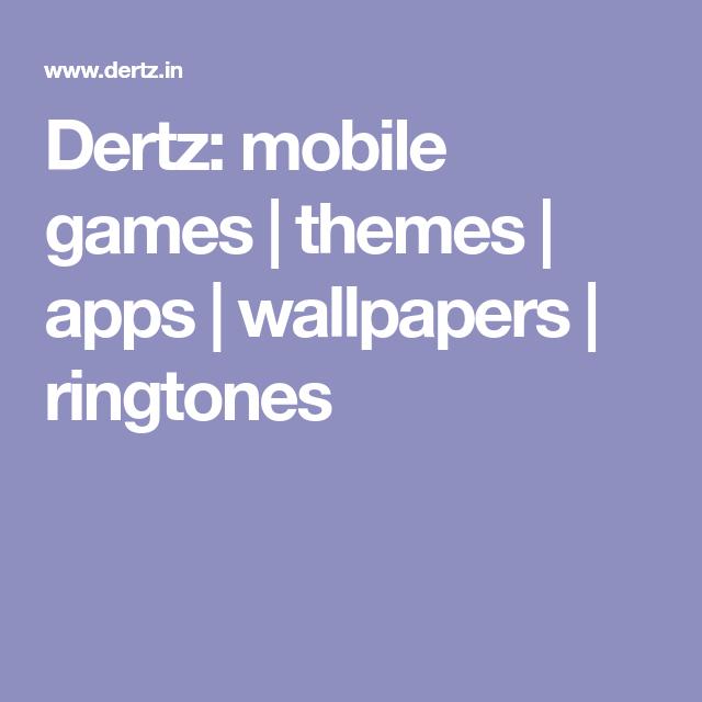 Dertz: Mobile Games