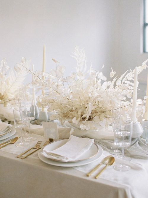 All White Party Inspiration #allwhiteparty