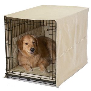 Null Dog Crate Cover Dog Kennel Cover Dog Crate Bed