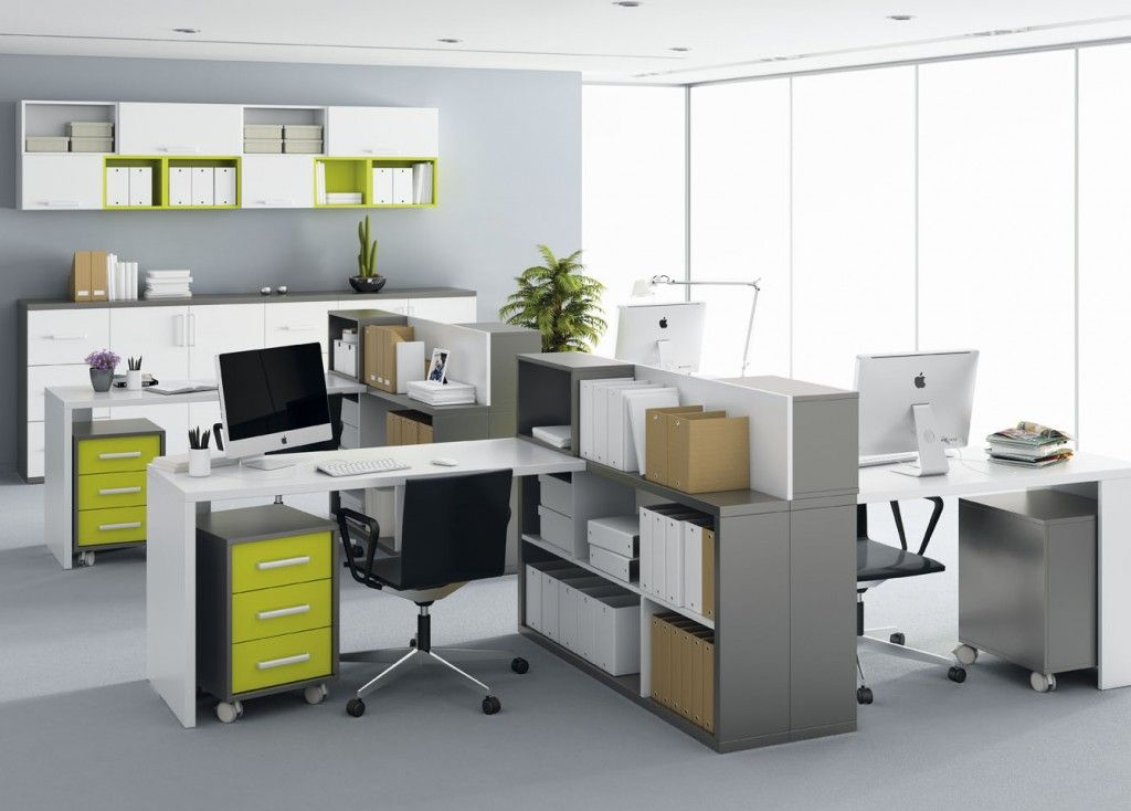 Modern Open Plan Office Openplanoffice Office Interior Design