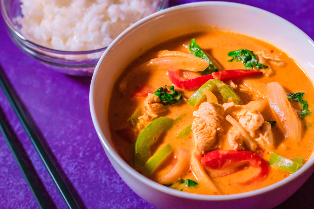 Super Easy Authentic Thai Red Curry Recipe The Best With Chicken Or Tofu For Vegan And Vegetarian Coconut Red Curry Recipe Curry Recipes Thai Red Curry,Citric Acid Lewis Structure