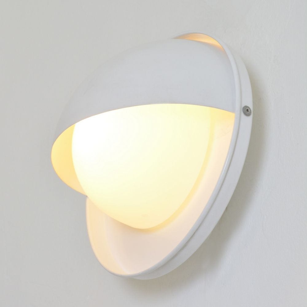 For Sale 2 X Eclipse Wall Lamp By Dijkstra Lampen 1960s Wall Lamp Lamp Design Lamp