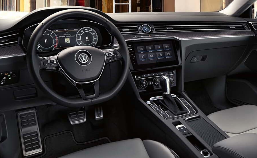 Awesome Volkswagen Arteon Interior 2020 And Review Di 2020