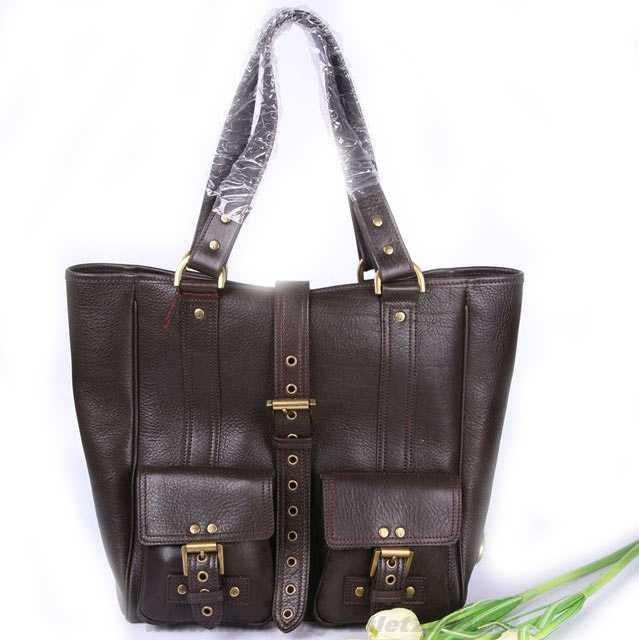 ac80f7505c ... sweden womens mulberry roxanne leather tote bag dark coffee coupons  sale 9e6a0 11991