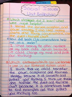 001 Two Reflective Teachers Social Issues Book Club Unit