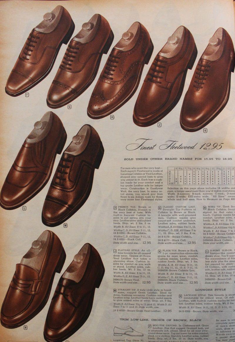 1950s Fashion Shoes