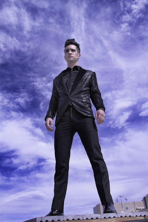 Brendon Urie is my soul mate. Period.