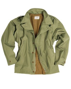 US Repro WWII M41 Field Jacket New http://www.sturm-miltec