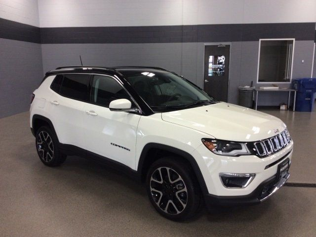 Cars For Sale New 2017 Jeep Compass Limited For Sale In Appleton