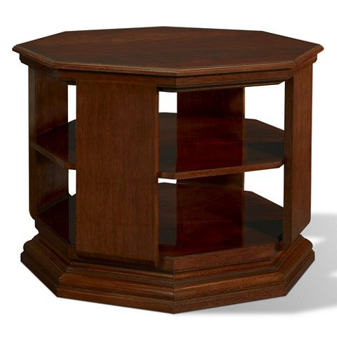 Brook Street Octagonal End Table   Occasional Tables   Furniture   Products    Ralph Lauren Home
