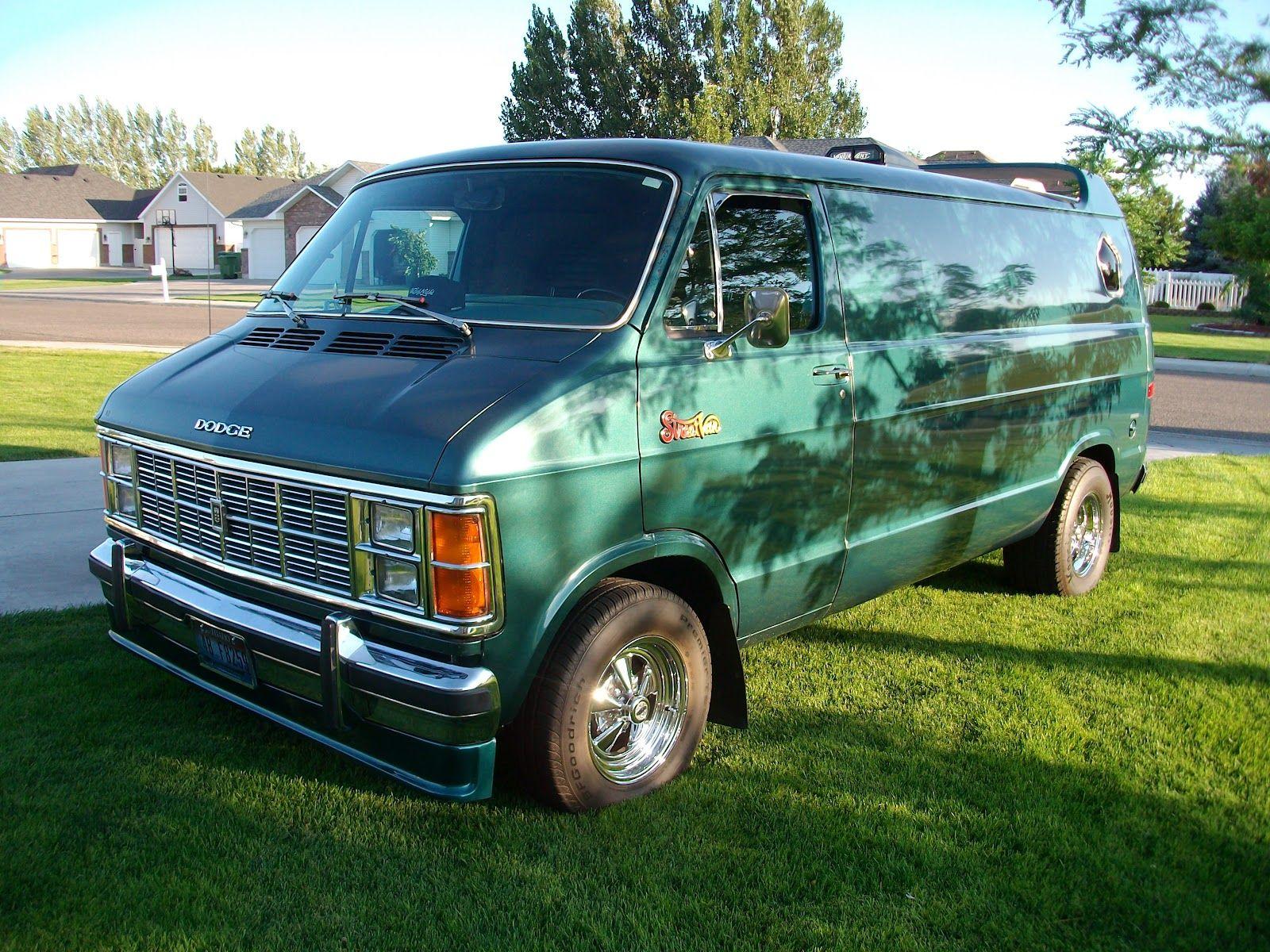 Dodge Custom Vans For Sale