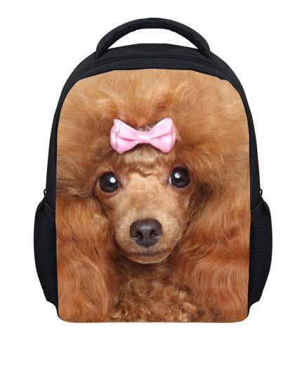 1ce9696001 12 inch cute pet cat small backpacks for children shoulder bag kindergarten  baby school bag printing backpack boys girls bagpack