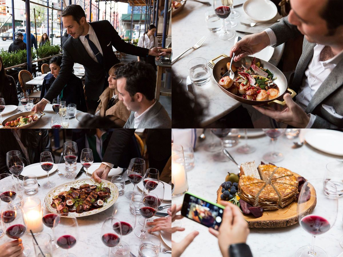 How Andrew Carmellini Does a Fall Dinner Party | SAVEUR