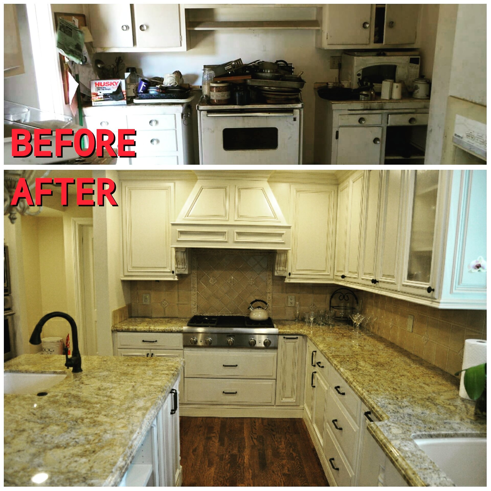 Pin On Before & After Renovations