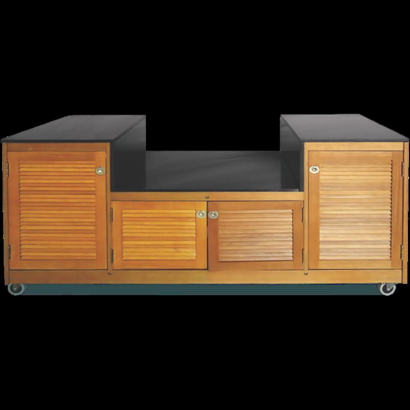 Alfresco Outdoor Barbecue Cabinet