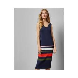 Photo of Knitted midi dress with stripe details Ted BakerTed Baker