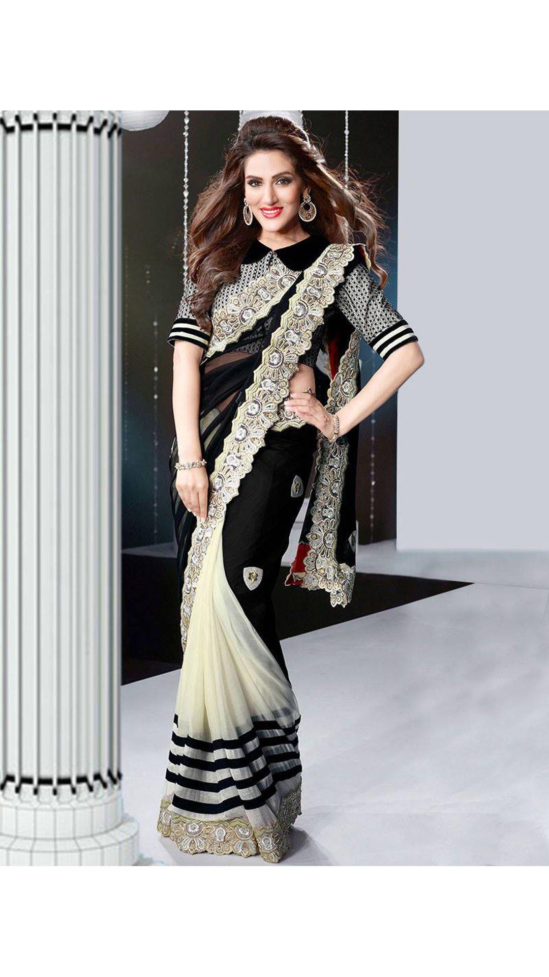 cbbd27b1dc Designer Sarees Collection, Saree Collection, Designer Sarees Online,  Bollywood Lehenga, Lehenga Choli