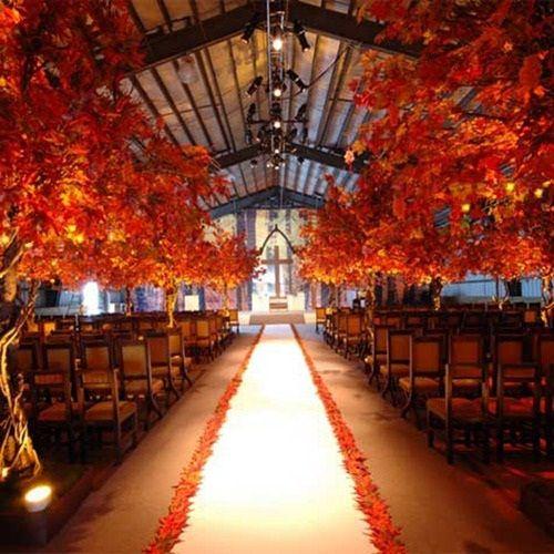fall decorations | Cheap Fall Wedding Decoration Ideas | Autumn ...