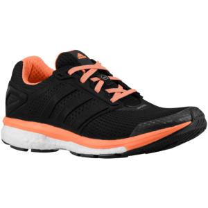 Adidas supernova impulso glide 7 donne / flash nero arancione