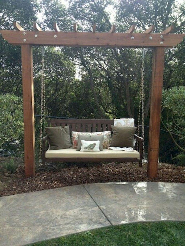 Gardeninginpots Gardeningtipscarrots Luxurygardeningdesign Garden Swing Seat Backyard Landscaping Designs Backyard Swings