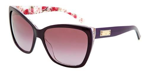 Dolce   Gabbana Eyewear  model 4111 - Women Sunglasses Collection. Cat-eye  with 66506fc6a6
