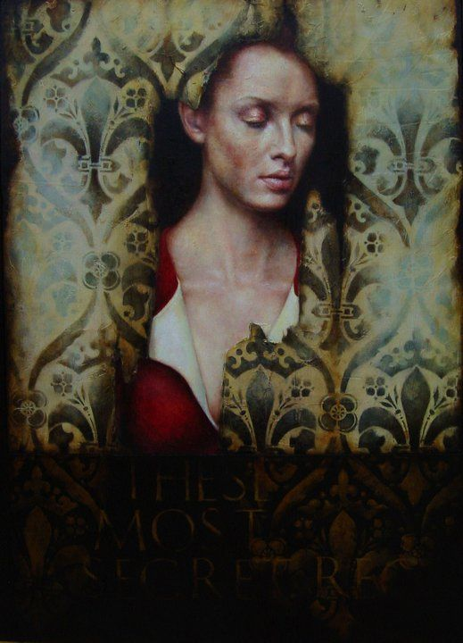 Secret Regions By Pam Hawkes